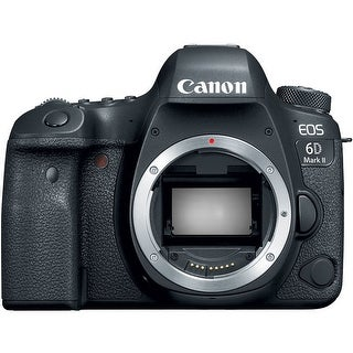 Link to Canon EOS 6D Mark II Digital SLR Camera (Body Only) Similar Items in Digital Cameras