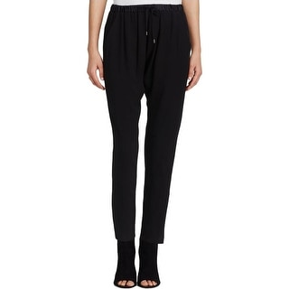 Eileen Fisher Womens Petites Pants Silk Pull On - pp