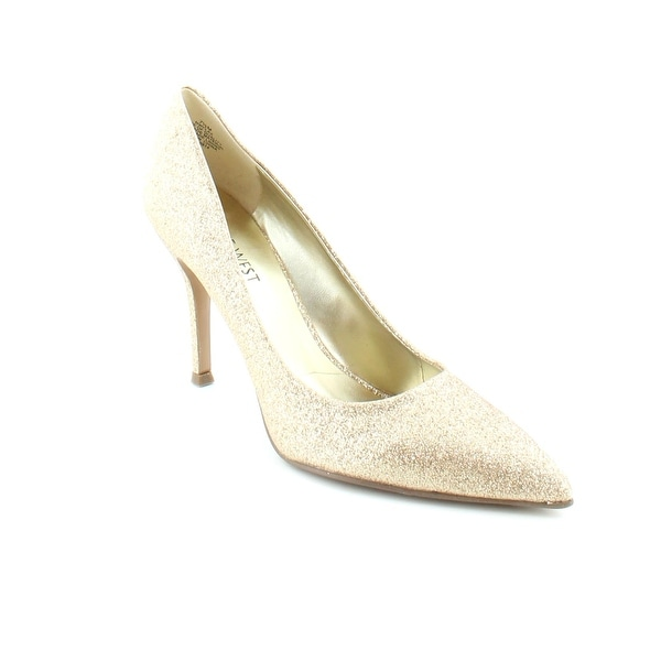 Nine West Flax Women's Heels LT Gold - 8.5