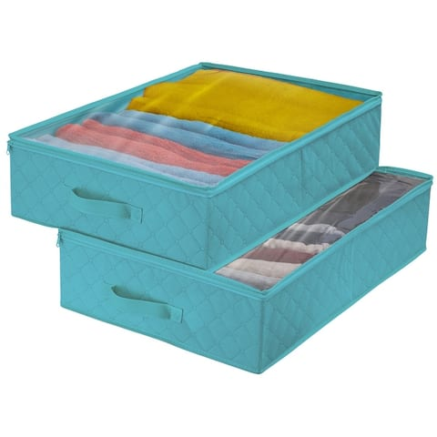 Storage Closet Organizer - (2 Pack)