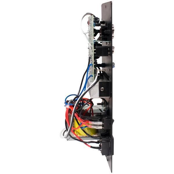 SA-APP008-120 Watt Class AB Plate Amplifier for Full Range Loudspeaker Cabinets Seismic Audio Class AB Replacement Amplifier