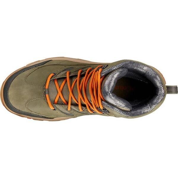 f0e281b492a Shop Columbia Men's Gunnison Plus LTR Omni-HEAT Winter Boot Nori ...