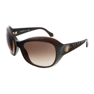 Roberto Cavalli RC794S/S 50F Brown Butterfly sunglasses - 62-21-125
