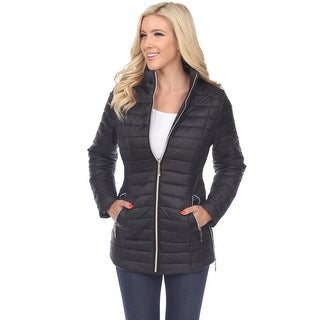 Link to White Mark Women's Puffer Coat Similar Items in Jackets