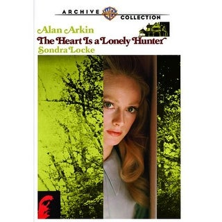 Heart Is A Lonely Hunter, The(Dvd9) DVD Movie 1968