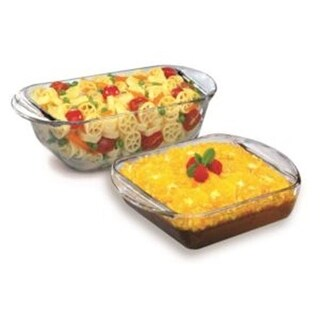 Anchor Hocking AH-BAKE2B Bakeware - 2 Piece