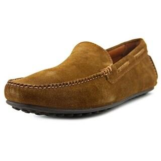 Frye Allen Venetian Men Moc Toe Suede Loafer