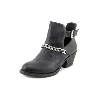 Report Adaire Women Round Toe Synthetic Ankle Boot