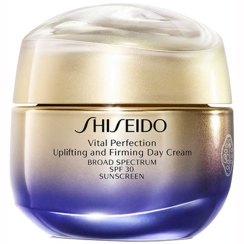 Shiseido Vital Perfection Uplifting And Firming 1.7-ounce Day Cream SPF 30