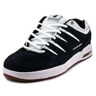 DVS Tycho Round Toe Suede Sneakers