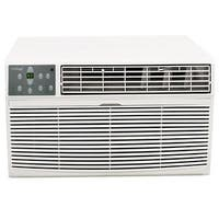 Koldfront WTC8001W 8000 BTU 115V Through the Wall Air Conditioner with 4200 BTU Heater with Remote