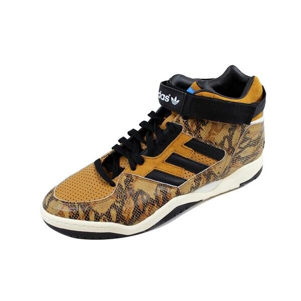 Adidas Men's Enforcer Mid Wheat/Black-Legacy Q34163 Size 12