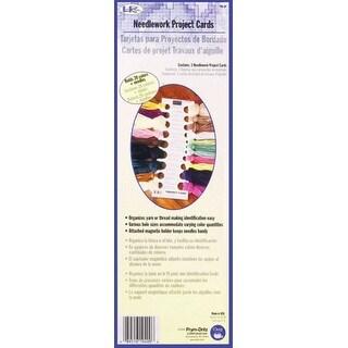 "LoRan Needlework Project Cards-11""X2.75"" 3/Pkg"