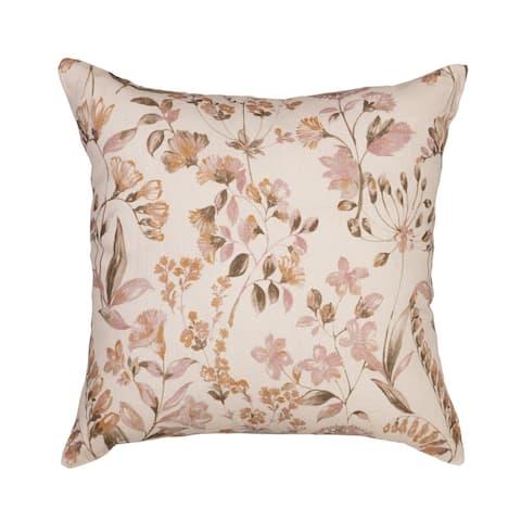 "Arden Selections Home 20"" Throw Pillow - Theora Floral"