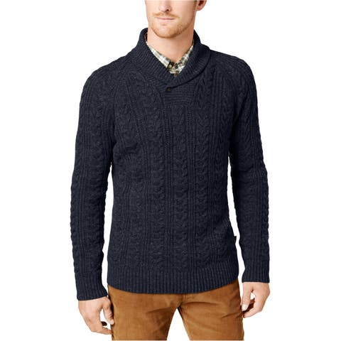 Barbour Mens Galloway Pullover Sweater