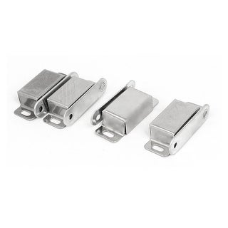 Chest Cabinet Cupboard Door Magnetic Catches Latch 47mmx20mmx12mm 4pcs