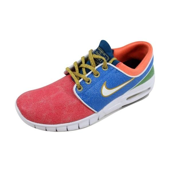on sale 478e2 95900 Nike Men  x27 s Stefan Janoski Max L QS Rio White-Photo