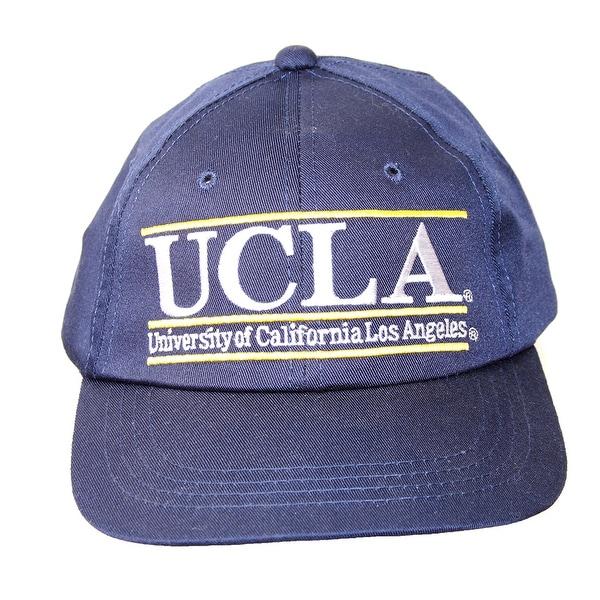 Shop University of California Los Angeles Navy Snapback Adjustable ... 5d14a961f