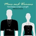 Loralyn Designs Black Stainless Steel Rolo Link Necklace Chain (2mm) - Thumbnail 1