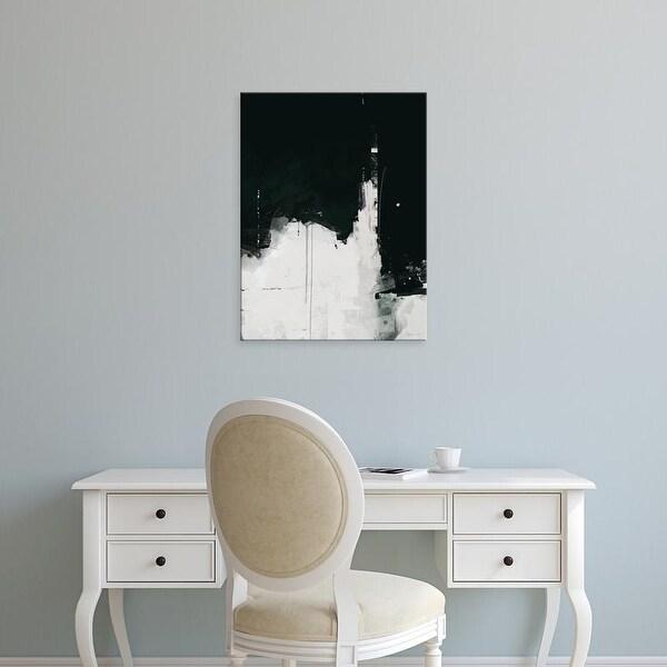 Easy Art Prints Lili Green's 'Nightfall' Premium Canvas Art