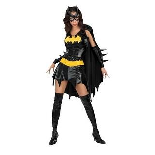 Rubies Batman Secret Wishes Batgirl Adult Costume - Solid