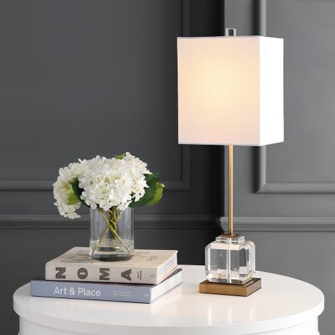 SAFAVIEH Lighting 28 Inch Zayne Table Lamp