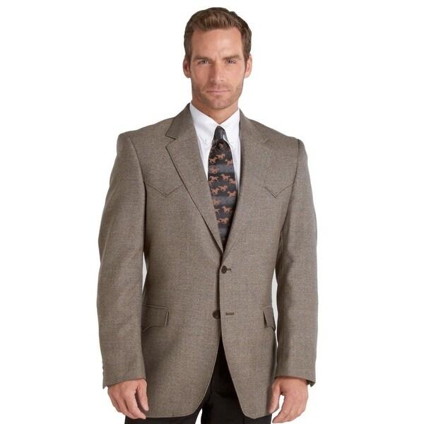 Shop Circle S Western Sport Coat Mens Plano Jacket Lambs