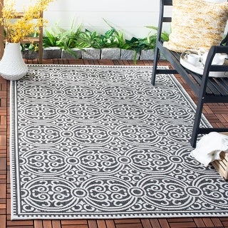 Link to Safavieh Beach House Sabina Indoor/ Outdoor Rug Similar Items in Casual Rugs