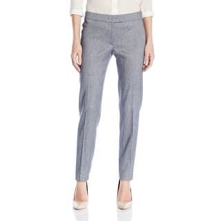 Anne Klein NEW Blue Womens Size 14 Linen Twill Hook-Closure Dress Pants|https://ak1.ostkcdn.com/images/products/is/images/direct/acb13cb7a469a9bedef88e787640b43e3907cba9/Anne-Klein-NEW-Blue-Womens-Size-14-Linen-Twill-Hook-Closure-Dress-Pants.jpg?impolicy=medium