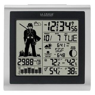 La Crosse Technology 308-1451H Digital Forecast Station With Hunter Icon
