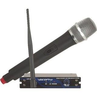 Single Channel Uhf Wireless Mic System