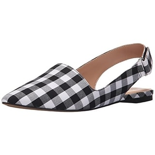Franco Sarto Womens Sphinx Ballet Flats Pointed Toe