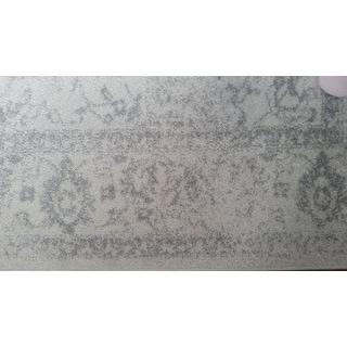 Safavieh Adirondack Vintage Distressed Ivory / Silver Rug (6' x 9')
