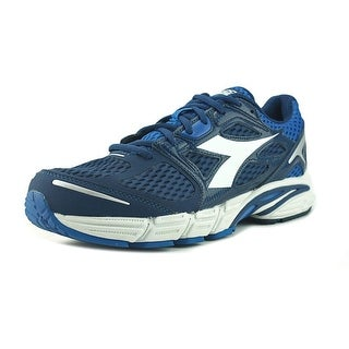 Diadora M.Shindano 4 Men  Round Toe Synthetic Blue Running Shoe