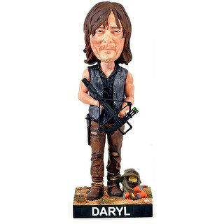 The Walking Dead Daryl Bobble Head - multi