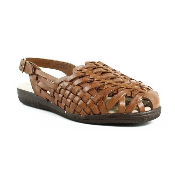 8e40f1de764 Shop Softspots Womens 953590Ww060 Rust Slingbacks Size 6 (2E) - On ...