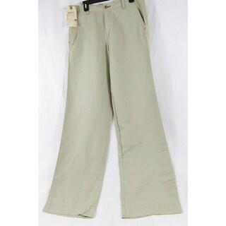 Tommy Bahama Linen Khaki Color Size 32X34 Cotton Mens Draw String Pants