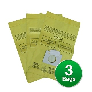 EnviroCare Replacement Bags for Kenmore Canister 20-50557 Vacuum models (1pk)