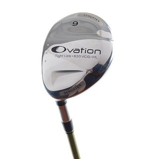 New Adams Ovation 9-Wood Aldila R-Flex LEFT HANDED +HC