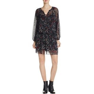 Sanctuary Womens Cachet Casual Dress Boho Printed