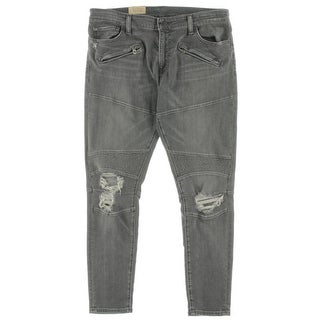 Denim & Supply Ralph Lauren Womens Morgan Cropped Jeans Skinny Destroyed - 31|https://ak1.ostkcdn.com/images/products/is/images/direct/acb9bece51b25d100a3175e2fd487bd4bd39028d/Denim-%26-Supply-Ralph-Lauren-Womens-Morgan-Cropped-Jeans-Skinny-Destroyed.jpg?_ostk_perf_=percv&impolicy=medium