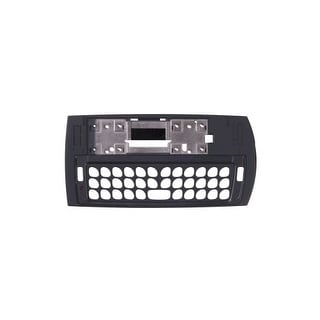 OEM Samsung SCH-I760 Inner QWERTY Keypad Housing with Sliding Rails - Black