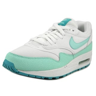 Nike Air Max 1 Essential Round Toe Leather Running Shoe