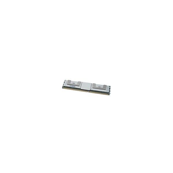 Axion A2027065-AX Axiom 4GB DDR2 SDRAM Memory Module - 4GB (2 x 2GB) - 667MHz DDR2-667/PC2-5300 - ECC - DDR2 SDRAM - 240-pin