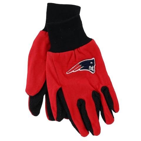 NFL New England Patriots Utility Gloves