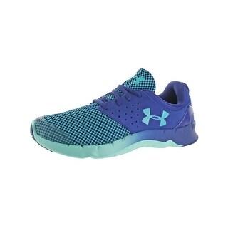 Under Armour Girls Flow Run TCK Running Shoes Big Kid Lightweight - 6.5 medium (b,m) big kid