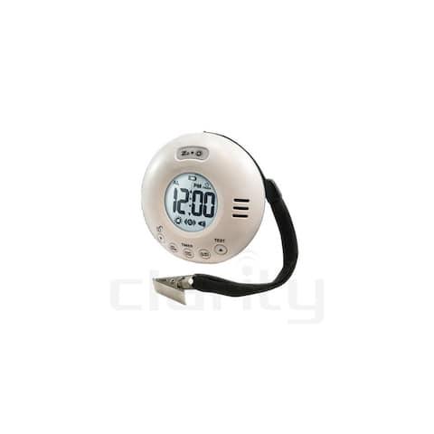 Clarity WakeAssure Jolt 95657.101 Vibrating Alarm Clock