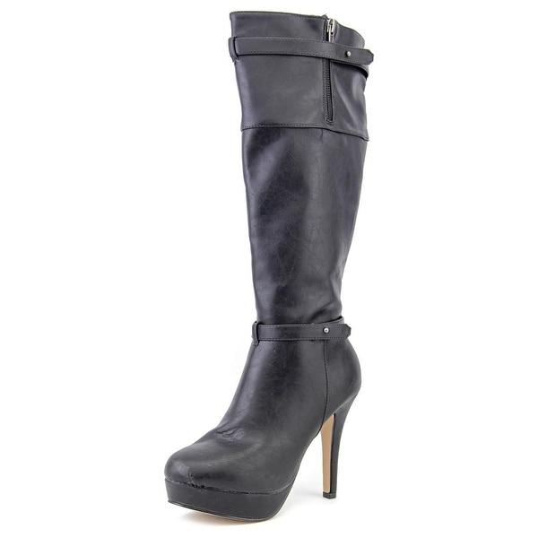 Madden Girl Nastyy Women Black Boots