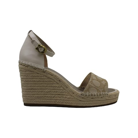 Coach Womens Kit Closed Toe Casual Espadrille Sandals - 9