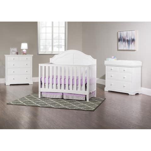 Child Craft Penelope 4-in-1 Convertible Crib